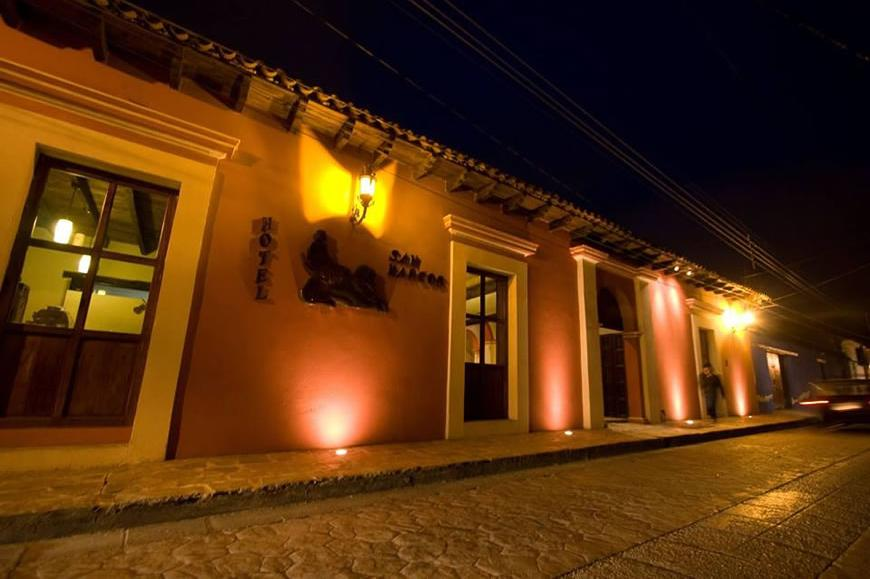 Hotel san marcos hoteles en san cristobal de las casas for Hotel azulejos san cristobal delas casas chiapas
