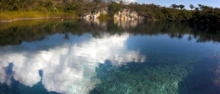 Cenote de Chucumaltik
